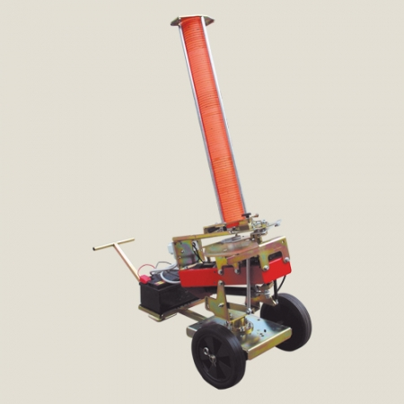 دستگاه پرتاب بشقابک تراپ مدل Z2R