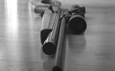 تفنگ و تپانچه بادی شکاری